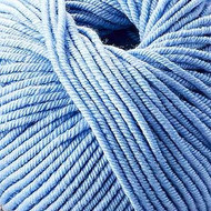 Sugar Bush French Blue Crisp Yarn (3 - Light)