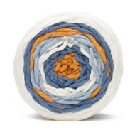 Bernat Big Sky Country Blanket Stripes Yarn (6 - Super Bulky)