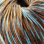 Sugar Bush Sand And Sunset Itty-Bitty Yarn (1 - Super Fine)