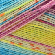 Opal Excited Wink Colours In Love Yarn (1 - Super Fine)