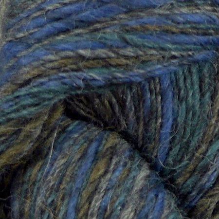 Sugar Bush Cool Cobalt Motley Yarn (3 - Light)