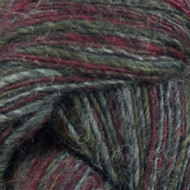 Sugar Bush Speckled Scarlet Motley Yarn (3 - Light)