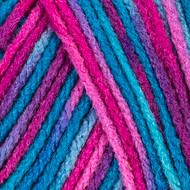 Red Heart Bonbon Print Super Saver Yarn (4 - Medium)