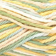 Country Sage Ombre Handicrafter Cotton Yarn - Small Ball (4 - Medium) by Bernat