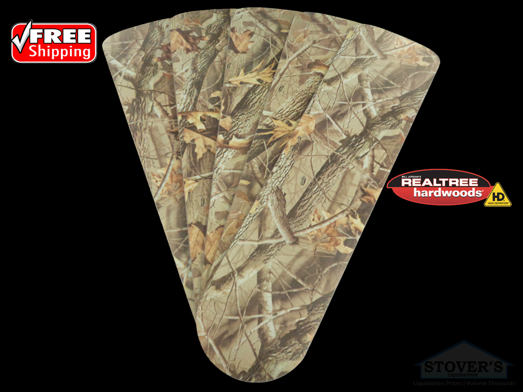 Camo Ceiling Fan Home Decor