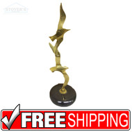 Solid Brass | Bird Figurine