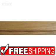 Fastrim | Hard Wood Molding | Valley Oak Threshold Kit | FT118527 | 47x3x.9375 | Free Shipping