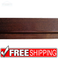 Fastrim | Hard Wood Molding | Angelim Threshold Kit | 652-069 | 47x3x.9375 | Free Shipping