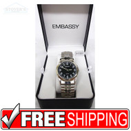 Men's Watch - Embassy Silver