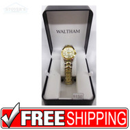 Women's Watch - Waltham Gold and Silver