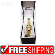 Women's Watch  -Bay Studio Gold and Diamonds