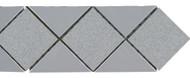 10pcs A825 Mercury A810 4x12 Porcelain Wall Tile Vintage Pueblo Mission Tile Art Deco