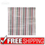 20 Sheets New Junkitz Romance Stripe Scrapbooking Paper Pages Supplies 12x12
