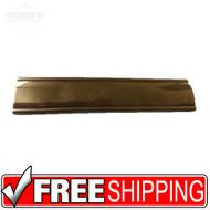 1x8 Deco | Bronze Polished | Questech | 160848426333