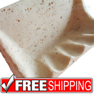 Jeffrey Court | Travertine | Soap Dish | 68422