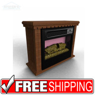 Red Core FP11 Infared Electric Fireplace