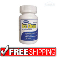 ComStar | Powdered Ice Machine Coil Cleaner | 4 ounce | White