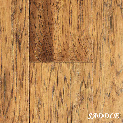 Hickory Solid Hardwood Flooring Charlet 38 Cabin Grade