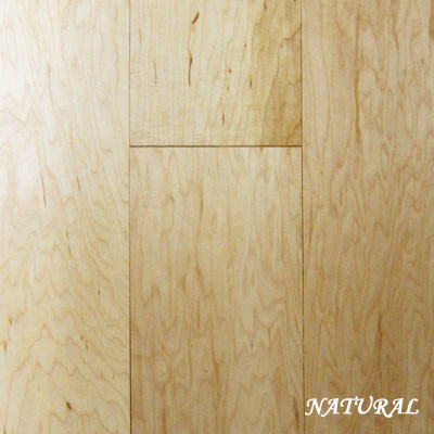 Maple Engineered Hardwood Flooring Cottage Series 38 Cabin Grade