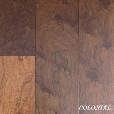 Walnut Engineered Hardwood Flooring Beach Series 7 X 38