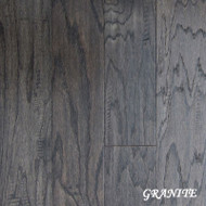 "OAK | Engineered Hardwood Flooring | Venice Series | 7"" x 3/8"" Cabin Grade [36.5 SF / Box]"