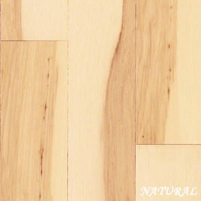 Hickory Engineered Hardwood Flooring Mountain Series 12