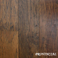 "HICKORY | Engineered Hardwood Flooring | Venice Series | 7"" x 3/8"" Cabin Grade [36.5 SF / Box]"