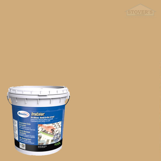 Bostik Trucolor Pre Mixed Grout Almond H153