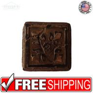 2x2 Deco   Questech   Hermitage Dot Oil Rubbed   M1D029065011