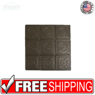Decorative Wall Tile Metal Look Decos Page Stovers - Decorative 4x4 metal tiles