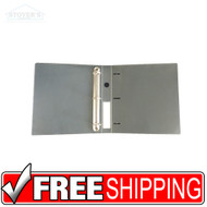 Three Ring Binder | Transparent | Free Shipping