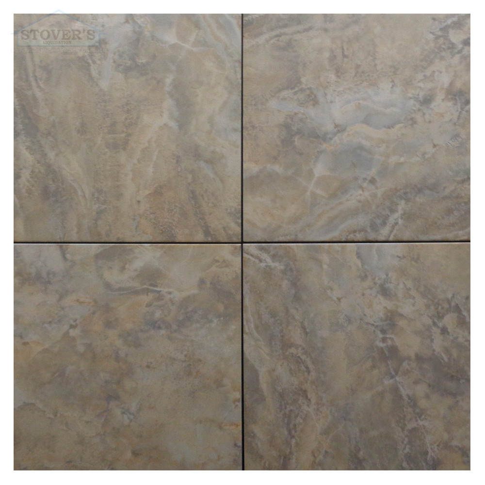 Beige 20x20 Italian Porcelain Tile Happy House 1st Quality