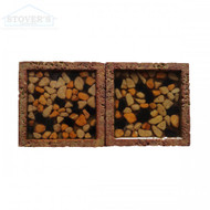 Rustico Pebbles 2x2 | Stone Deco | JC99048 | FOB Tennessee
