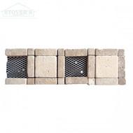 Noce Chiaro Component 4x12 | Stone Deco | RCL0001 | FOB Tennessee