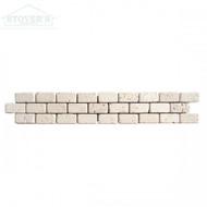 Chiaro Travertine 2x12 | Stone Deco | 235535 | FOB Tennessee