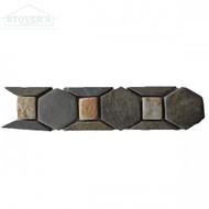 Stone Listello 3x12 | Stone Deco | JCDTSTOMO68373 | FOB Tennessee