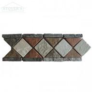 Aspen Slate 4x12 | Stone Deco | JC99115 | FOB Tennessee