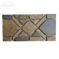 Mercurio Slate 6x12 | Stone Deco | JC67214 | FOB Tennessee
