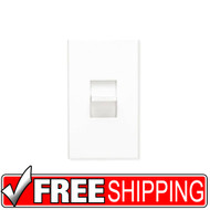 Lutron | Nova Fuor Dimmer | Light Almond | 1-10Lp 277V | Free Shipping