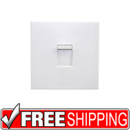 Lutron | Slide-to-Off Dimmer | White | Free Shipping