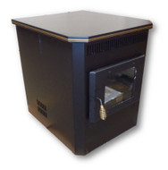 Amaizablaze Corn Stove - Model 2100 - Adjustable BTU 8,000 - 30,000 BTU's - Direct Vent
