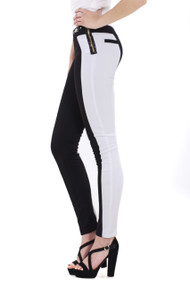 Toni Monochrome Jeggings luv2nv