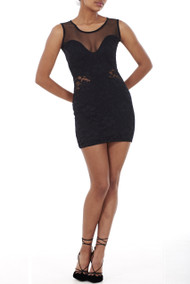 Kate Lace Dress luv2nv.com