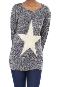 Toni Star Jumper luv2nv.com