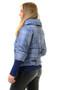 Blue Puffer Jacket, Puffer Jacket, Blue Winter Puffer Jacket, Luv2nv Coats & Jackets,