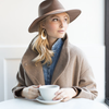 Nickel and Suede The Grove Fedora