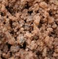 Brown Deicing Rock Salt Bulk Bag - BS3247