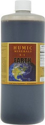 Humic Minerals Earth Advanced Cell Life X-1 comes in 32 and 128 ounce bottles.