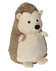 Personalised Embroider Buddy – Hedgehog with a personalised teddy bear message