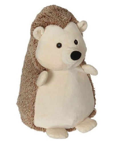 personalised Hedgehog embroider buddy